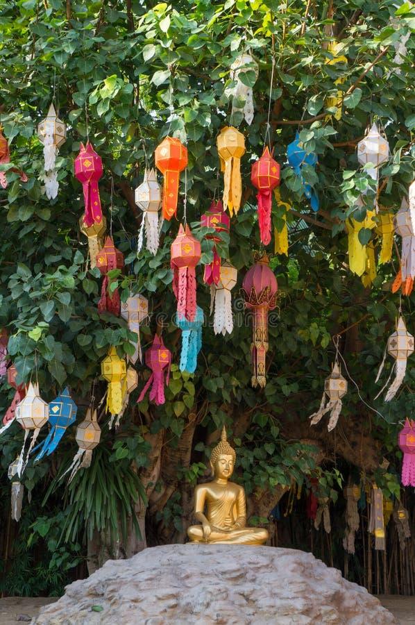 Phan Tao świątynia fotografia royalty free