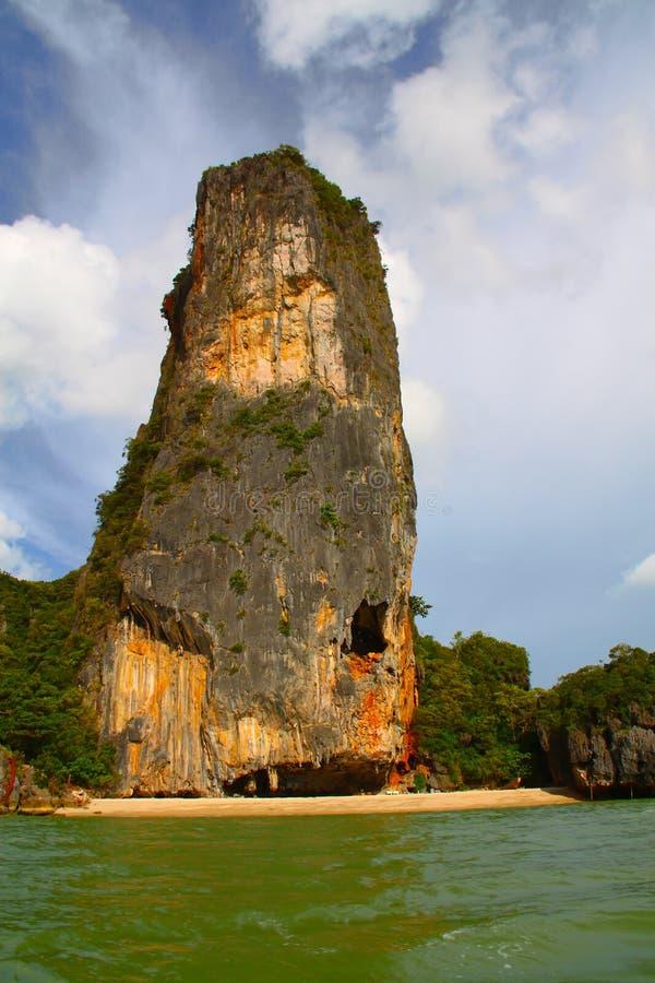 Download Phang Nga Bay stock image. Image of thailand, green, james - 27315011