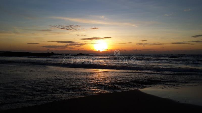 Phangnga strand fotografering för bildbyråer