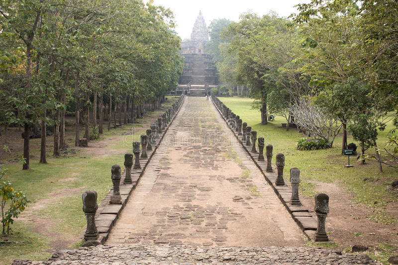 Download Phanom Roonk Ancient In Thailand Stock Image - Image: 19611415