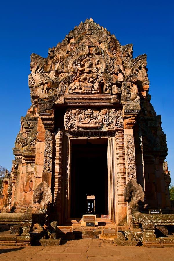 Download Phanom Rung National Park At Thailand Stock Image - Image of century, prasat: 17623571