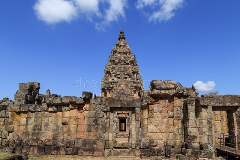 Phanom sonó el castillo histórico fotografía de archivo