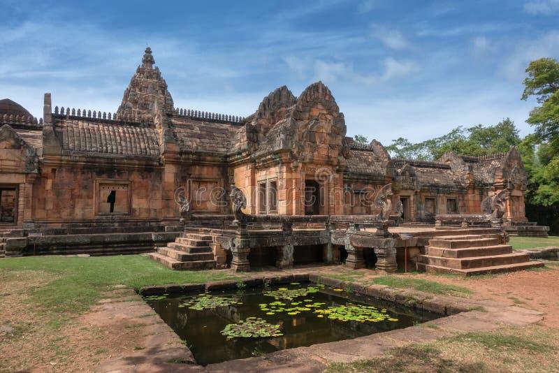 Phanom soou o parque histórico fotografia de stock royalty free
