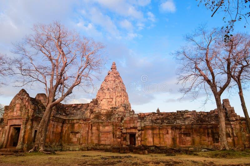 Phanom soou o parque histórico imagem de stock royalty free