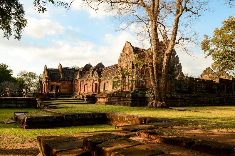 Phanom soou o parque histórico imagens de stock royalty free