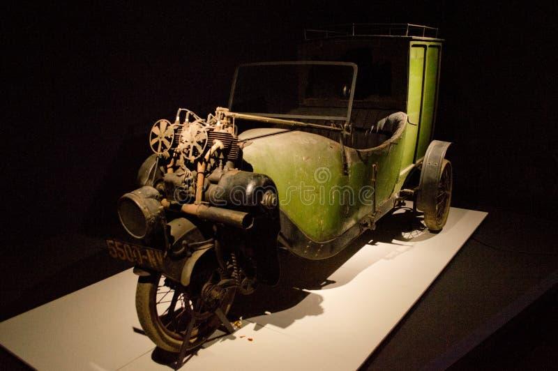 Phanomobil at Louwman Museum royalty free stock image