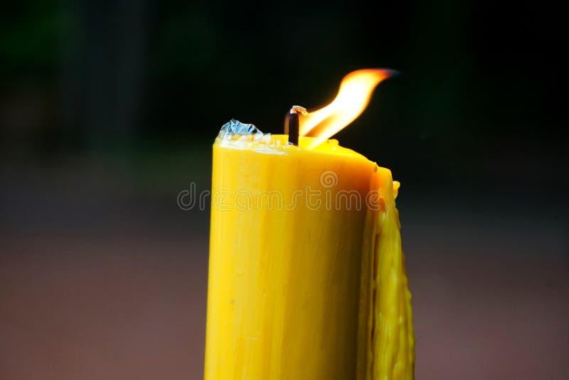 Phansa large candles stock photos
