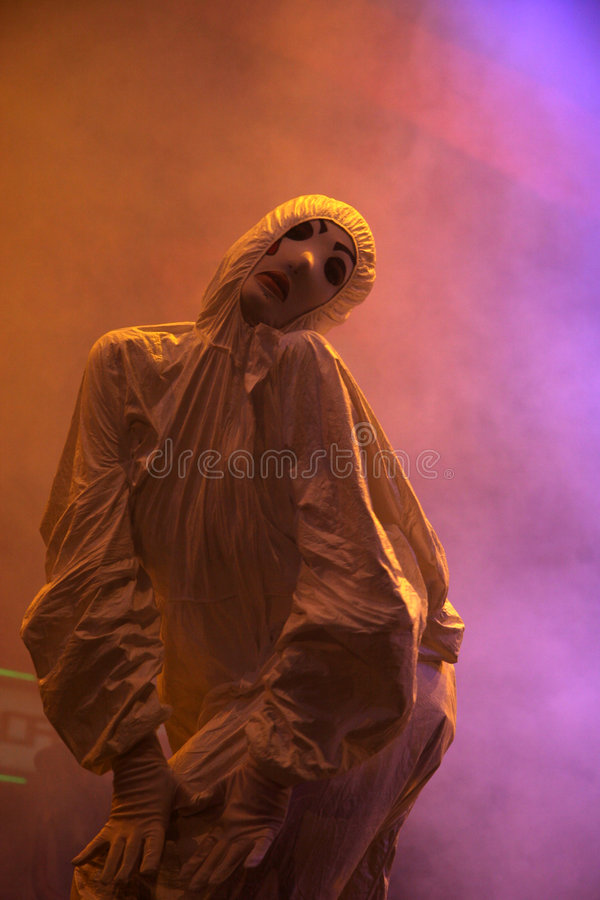 Download Phantom stock photo. Image of clown, face, glove, extraterrestrial - 768380