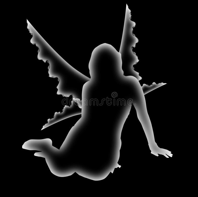 Download Phantom fairy stock illustration. Illustration of girl - 35526782