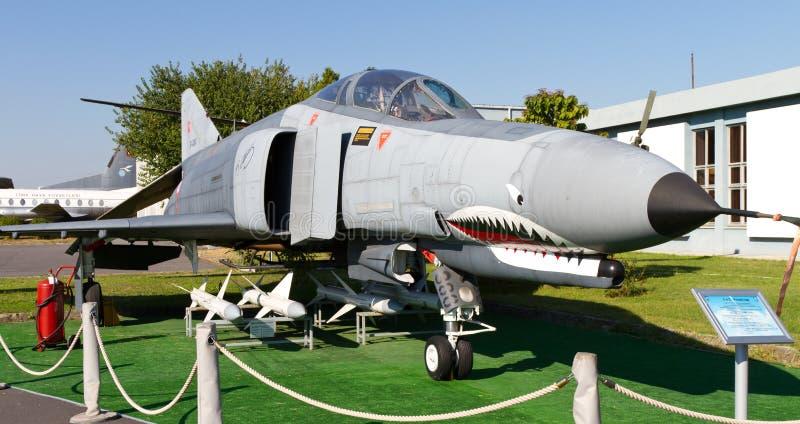 Phantom II McDonnell Douglass F-4E lizenzfreie stockfotos