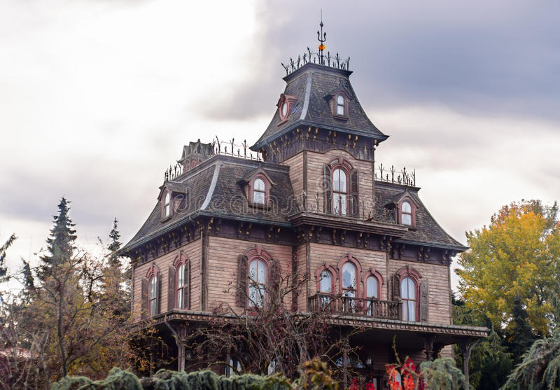 Phantom Manor immagini stock