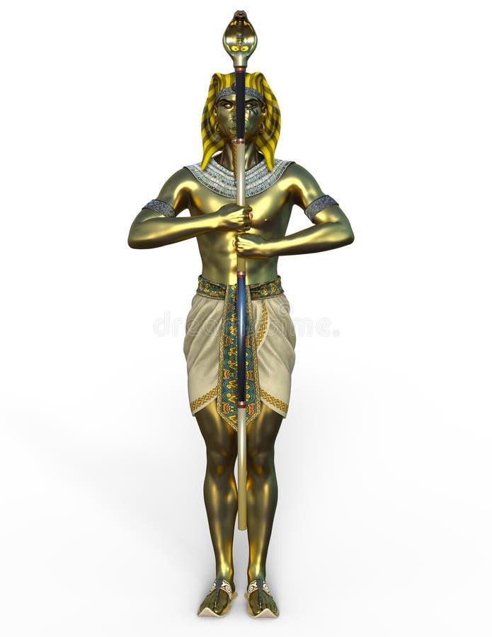 pharaoh απεικόνιση αποθεμάτων