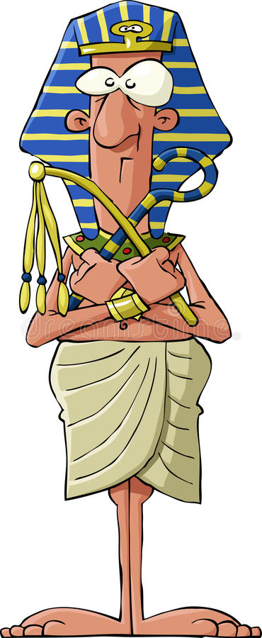 Pharaoh libre illustration