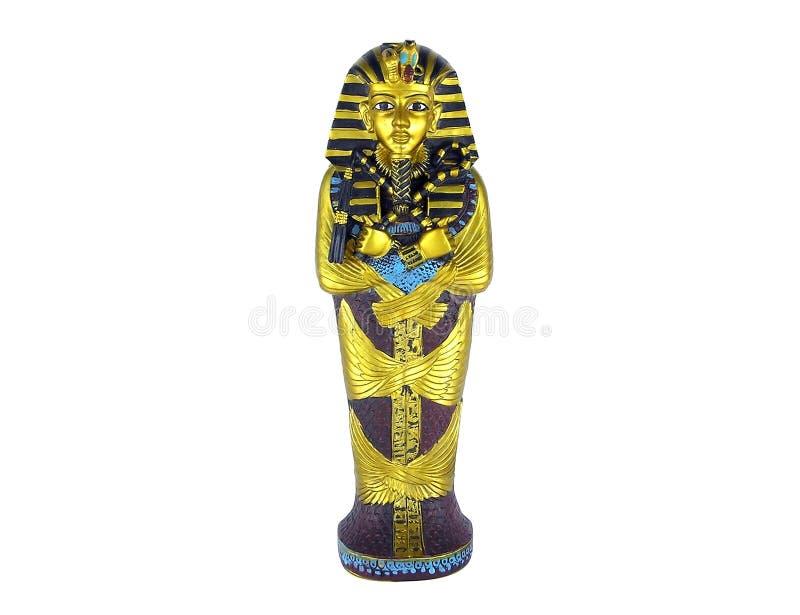 Pharaoh. Egyptian statue of Pharaoh