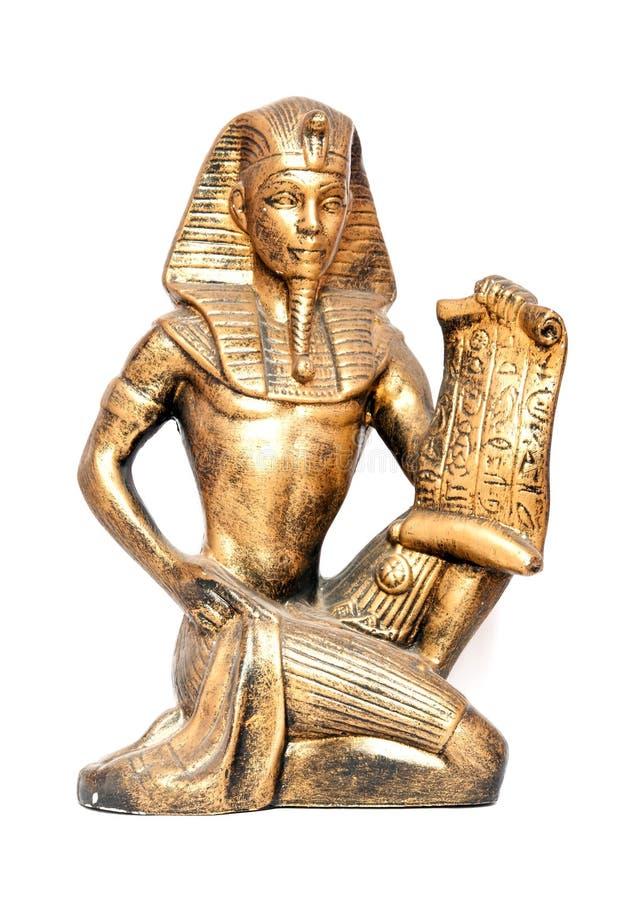 pharaoh royalty-vrije stock afbeeldingen