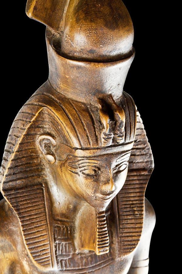 pharaoh ramses στοκ φωτογραφία