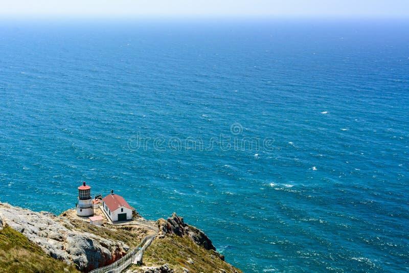 Phare au point Reyes National Seashore photos stock