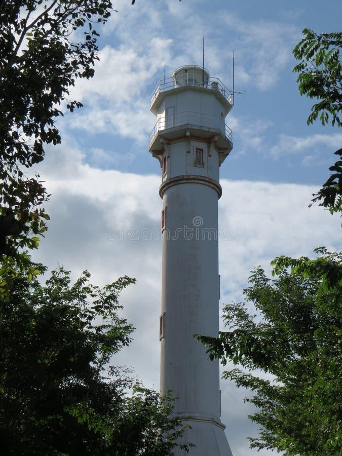 Phare Bolinao photos stock