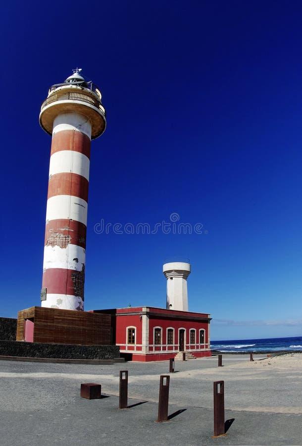 Phare d'EL Cotillo - Fuerteventura photographie stock