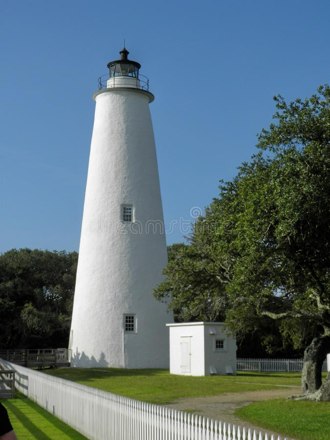 Phare d'Ocracoke images stock