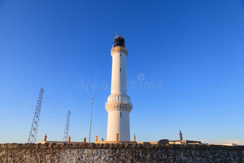 Download Phare De Girdleness à Aberdeen, Ecosse Image stock - Image du silhouette, bleu: 76085095