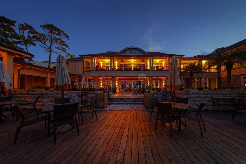 Phare de Hilton Head Island photographie stock
