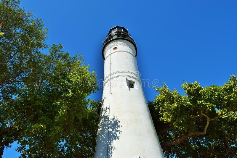 Phare de la Floride photographie stock