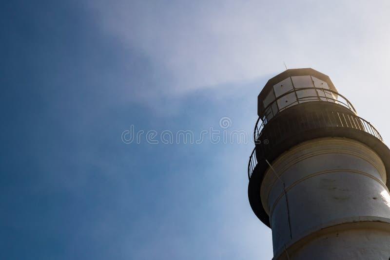 Phare de tête de Portland, Portland Maine, Etats-Unis images libres de droits