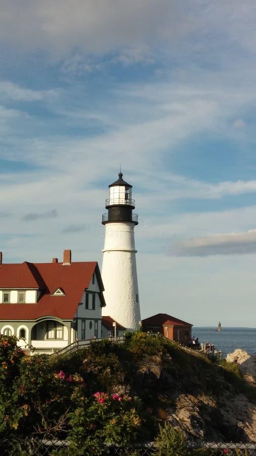 Phare de Whaleback photographie stock