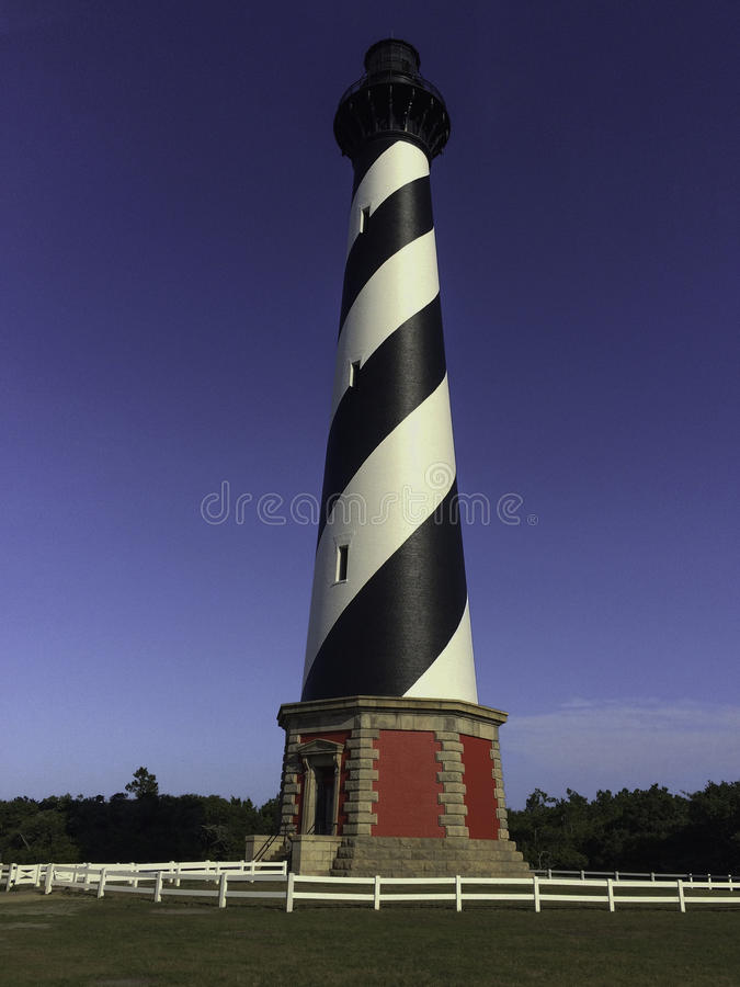 Phare du Cap Hatteras photos stock