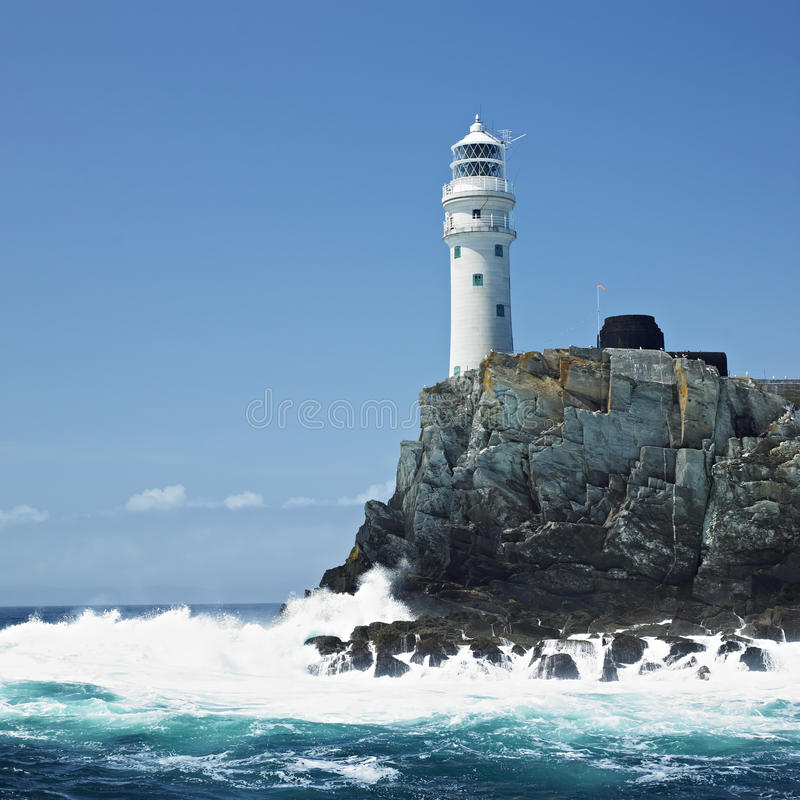 Phare, Irlande image stock