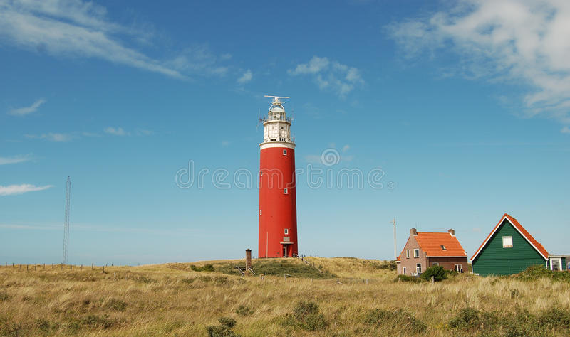 Phare Texel photo stock