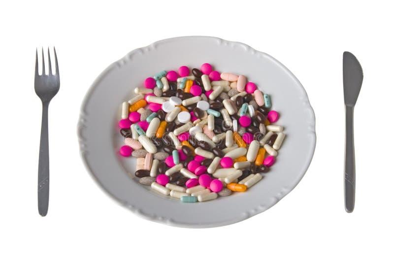 Pharmaceuticals like piece de resistance