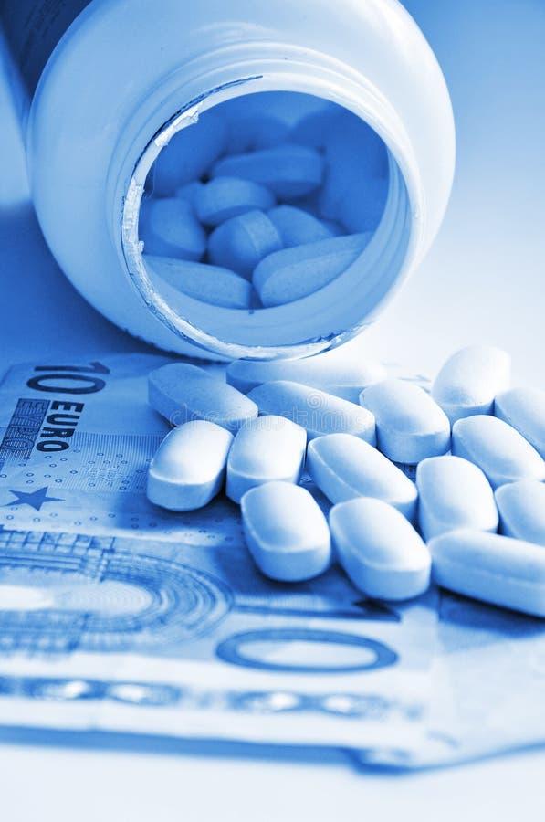 Pharmaceutics medical business royalty free stock photography