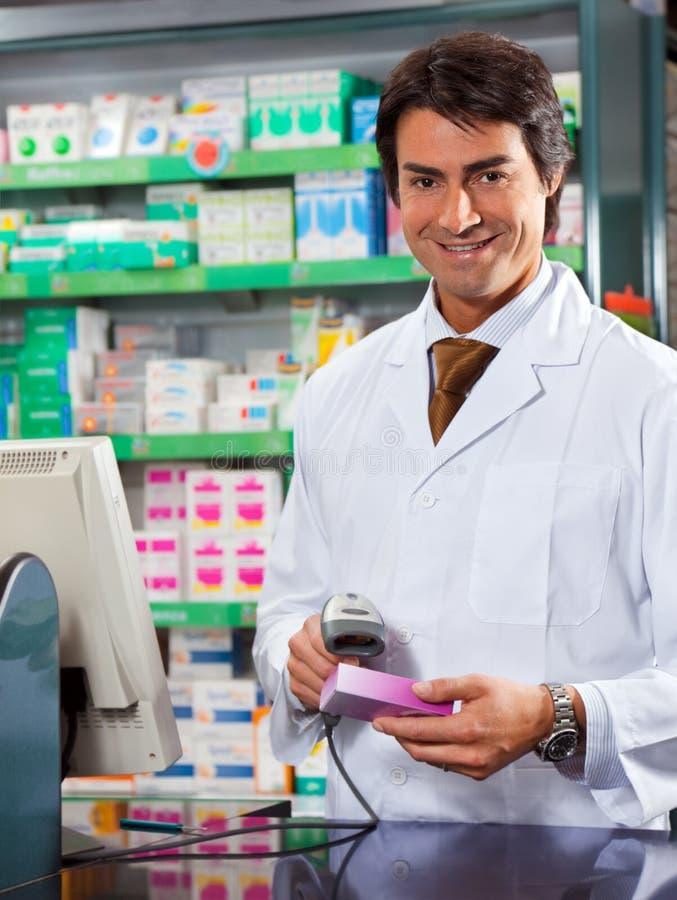 Pharmacien photos libres de droits