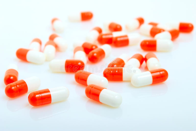 Pharmacology. arkivbild