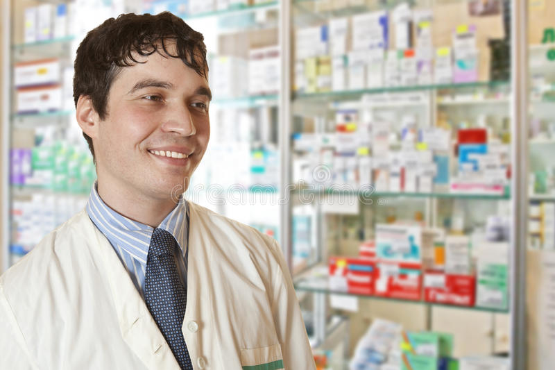 Download Pharmacy stock photo. Image of horizontal, confidence - 13730608