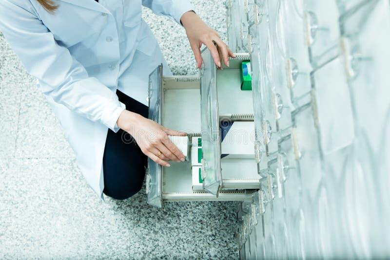 pharmacy στοκ φωτογραφία