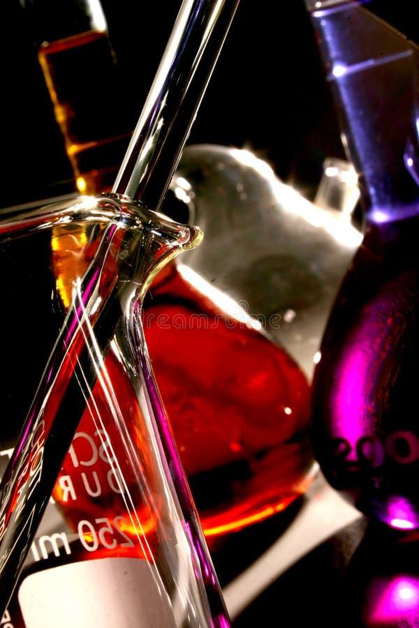 Pharmazeutische Forschung lizenzfreies stockfoto