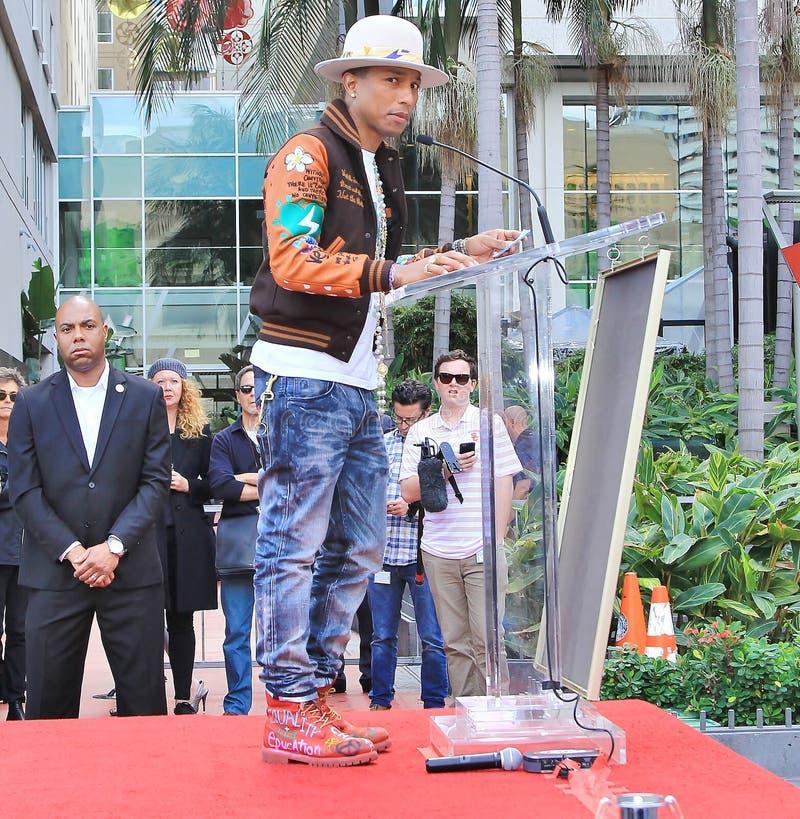 Pharrell Williams photos stock