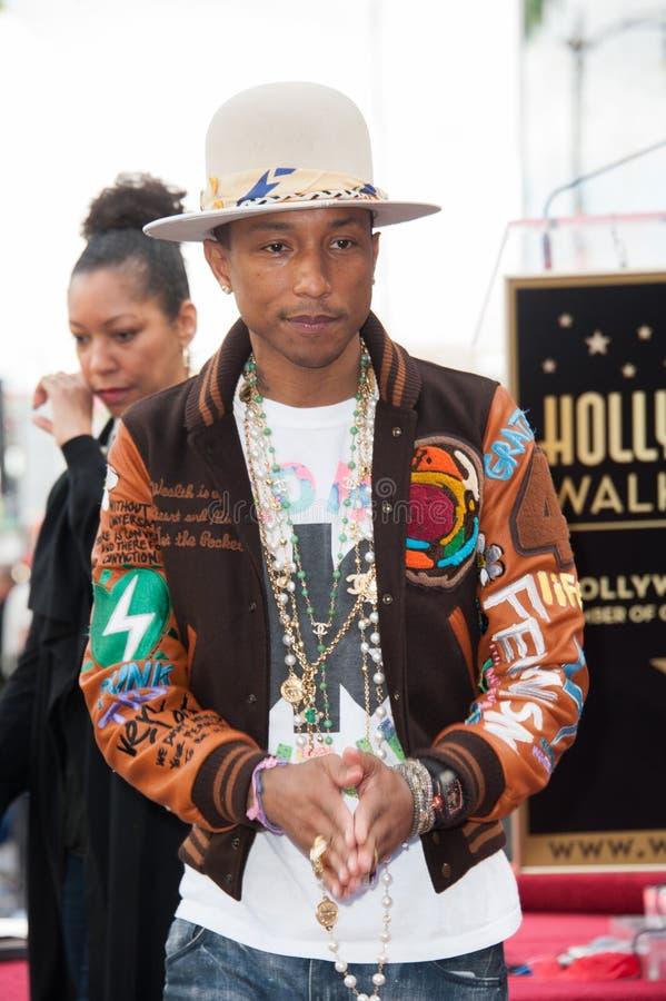 Pharrell Williams photo stock