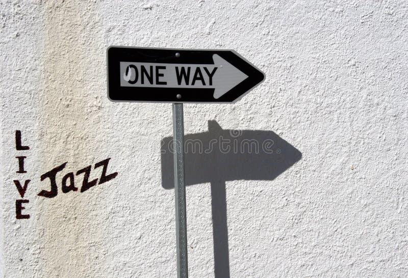 Phasenjazz Auf Diese Weise Stockbilder