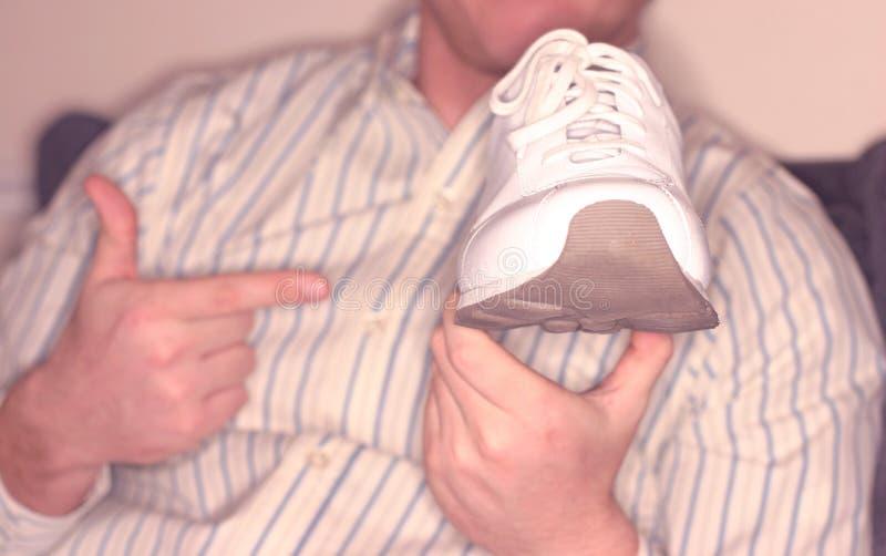 Phat Schuhe Lizenzfreies Stockbild