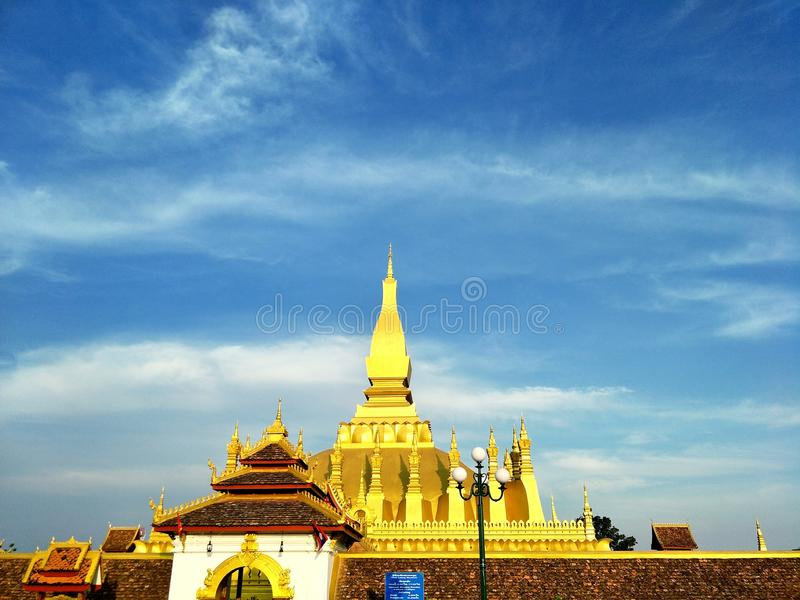 Phathatluang zdjęcie royalty free