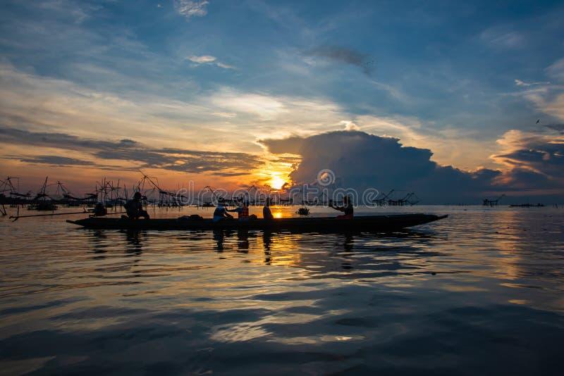 Phatthalung Thailand-Maj 25, 2019 arkivfoto