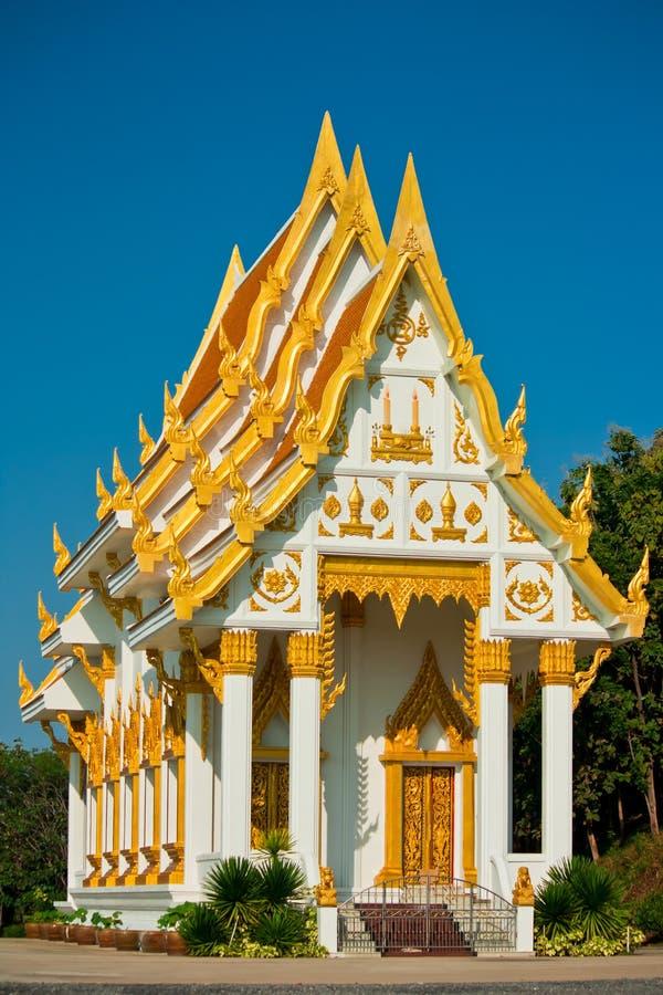Phetchabun Tempel lizenzfreie stockfotografie