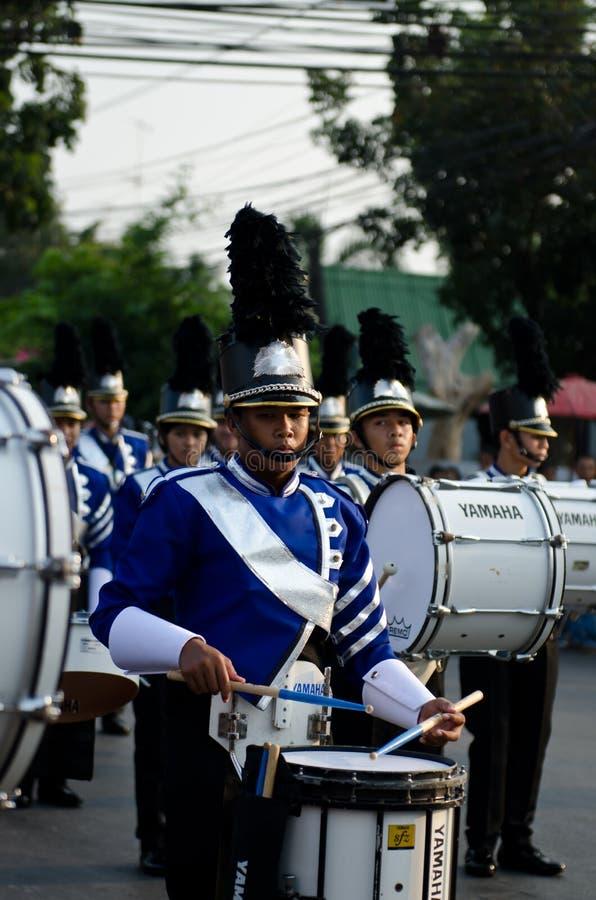 Download Phranakhonkhiri在街道的节日游行2013年 编辑类库存图片 - 图片 包括有 愉快, 欢乐: 30331614