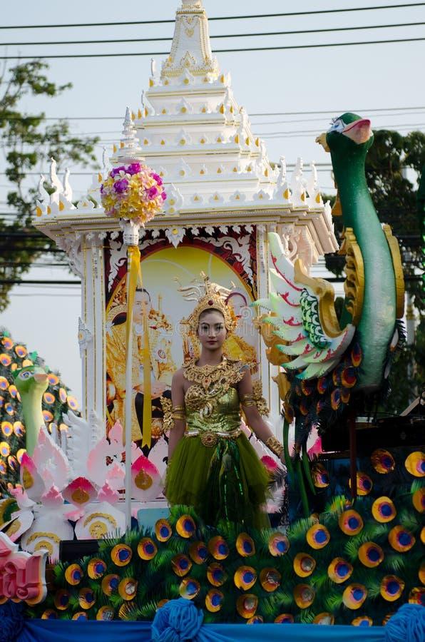 Download Phranakhonkhiri在街道的节日游行2013年 图库摄影片 - 图片 包括有 户外, 街道: 30331617