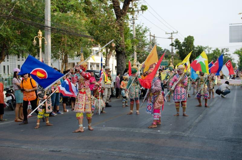Download Phranakhonkhiri在街道的节日游行2013年 编辑类照片 - 图片 包括有 社论, 历史: 30331621