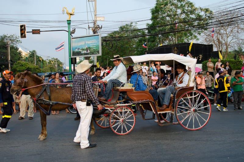 Download Phranakhonkhiri在街道的节日游行2013年 编辑类库存图片 - 图片 包括有 街道, 人们: 30331679